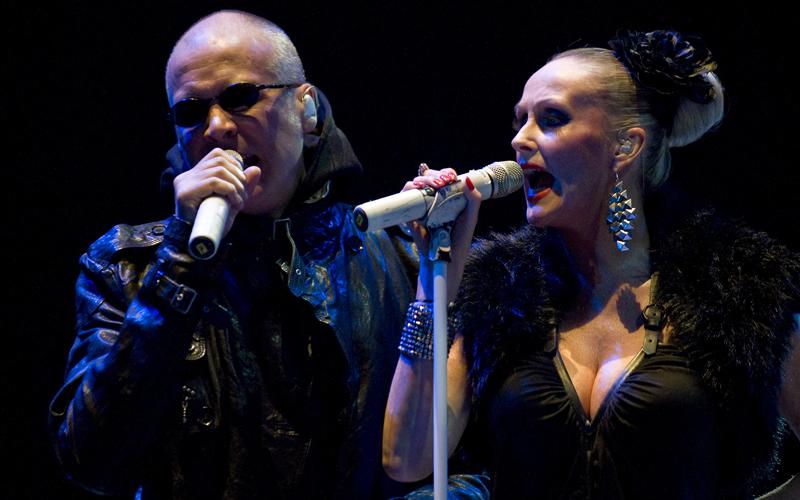 Sonar 2011 Festival in Barcelona – Day 2