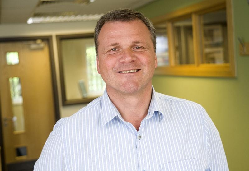 Andy Dunster managing director of Medlock FRB crop