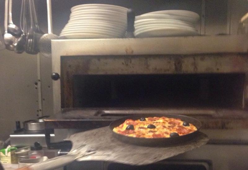Bella Sardo oven crop