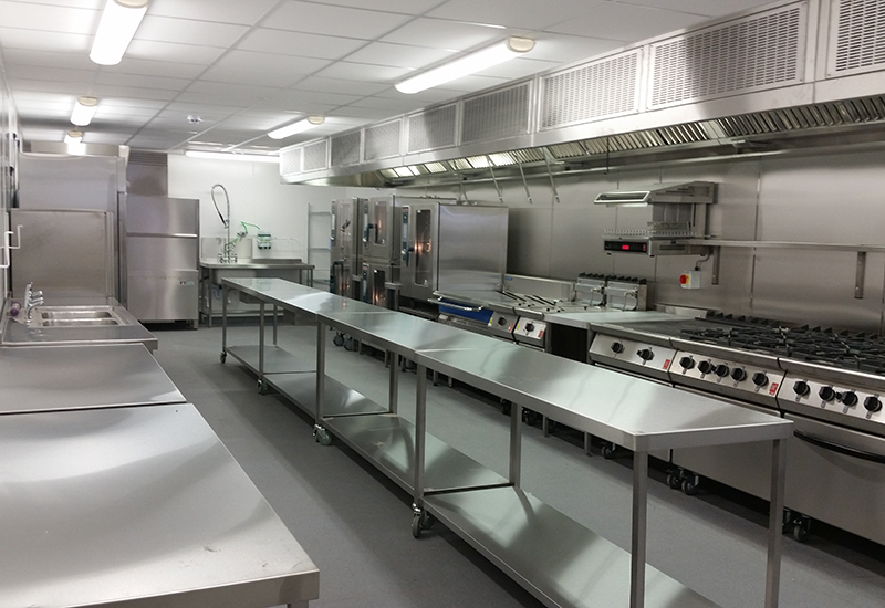 Caterplan Grazing production kitchen crop