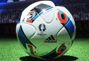 Euro 2016 matchball crop