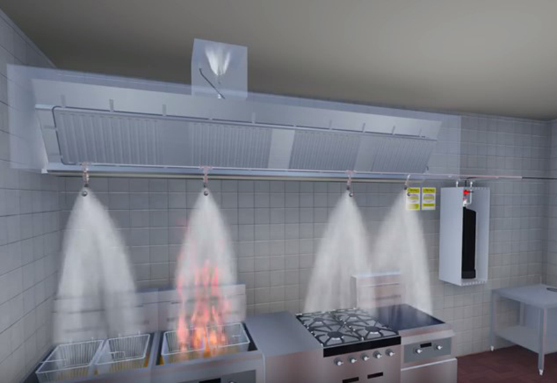 Jactone fire suppression system crop