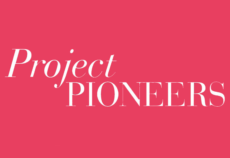 Project pioneers title crop