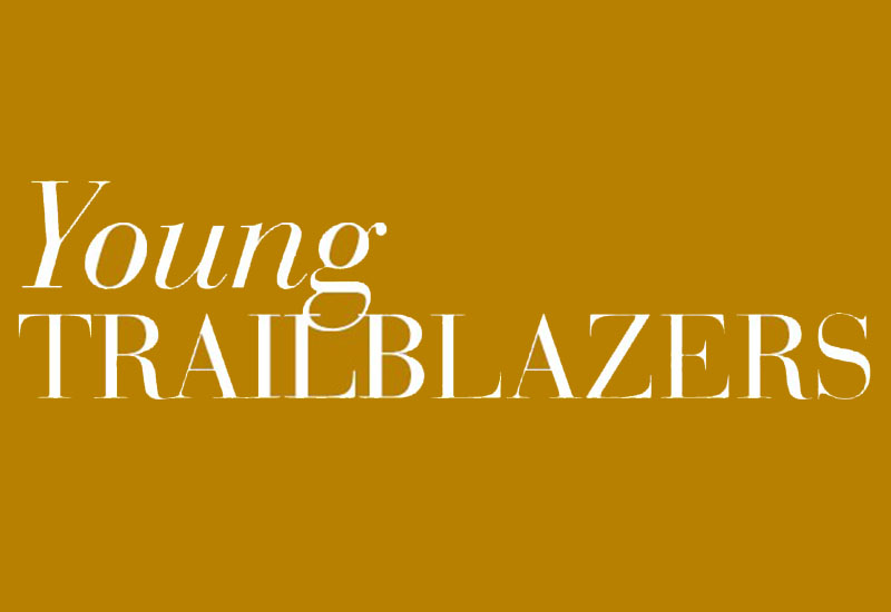 Young trailblazers title crop