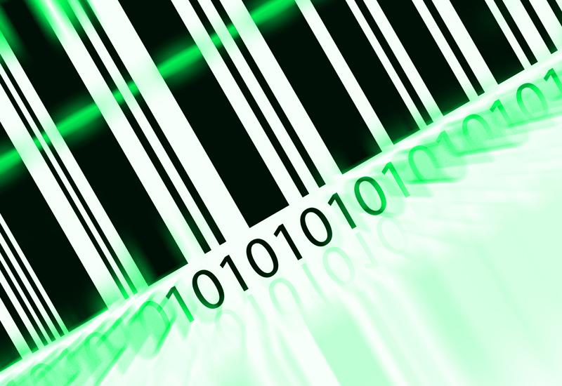 Barcode crop