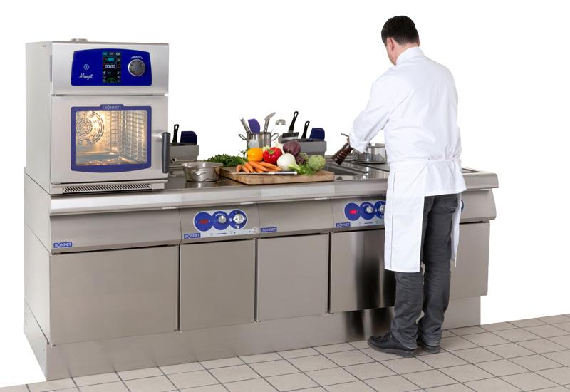 Compact kitchen crop