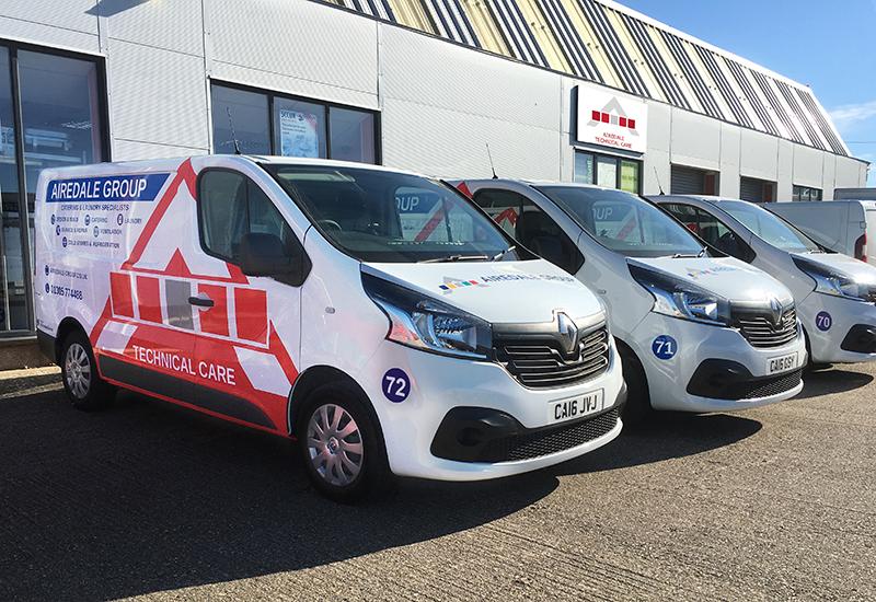 ATC van fleet crop