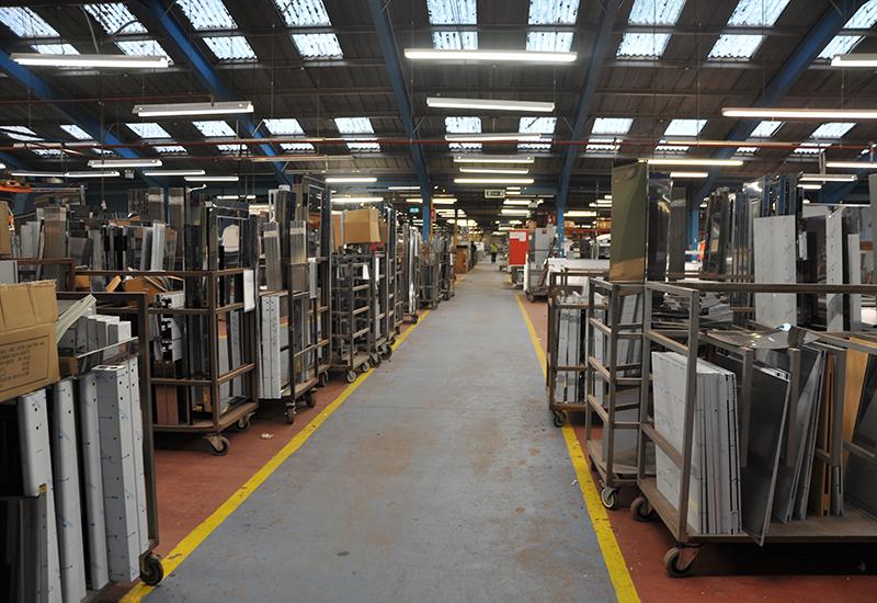 Moffat factory crop