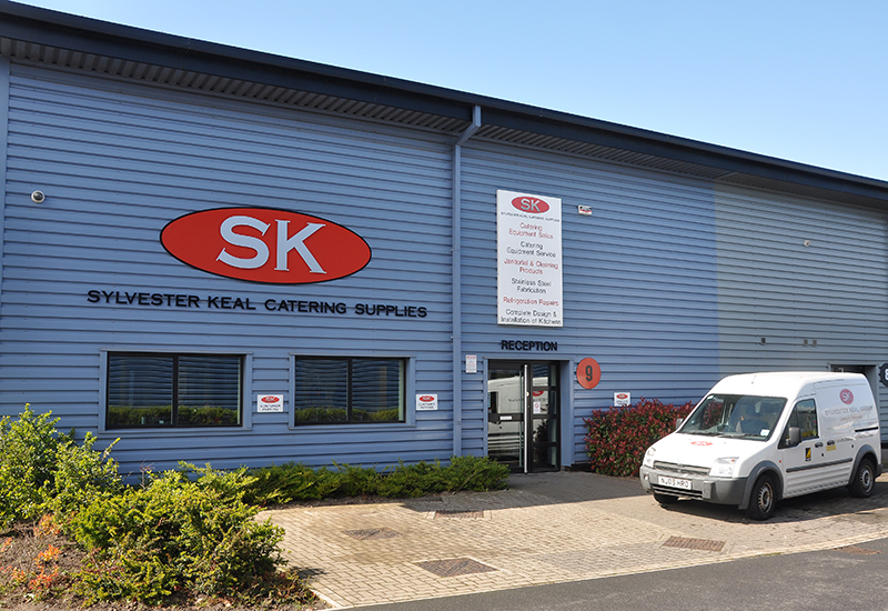 Sylvester Keal headquarters crop