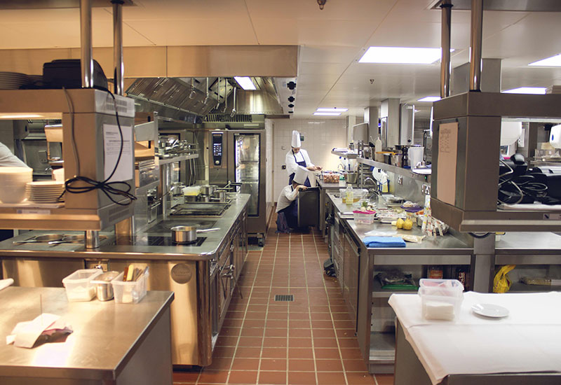 Catering Insight Hallmark Finishes Five Kitchens For Five Star Hotel