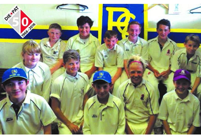 Barby Juniors Cricket image crop