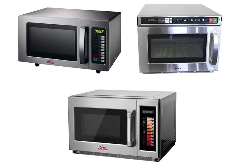 Valera own brand microwaves crop