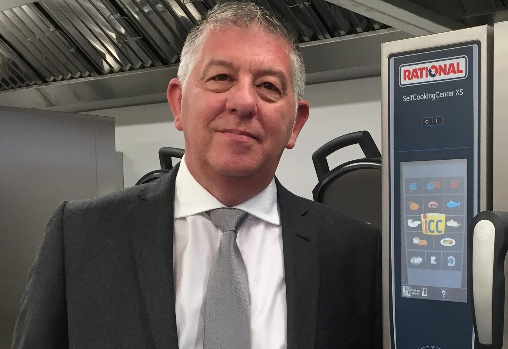 Graeme Copeland Key Accounts Director, Rational UK Limited
