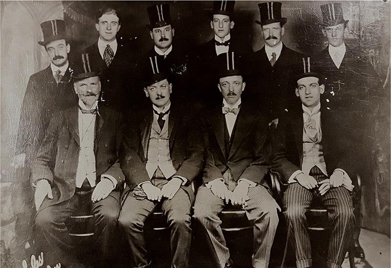 hobart sales force 1910
