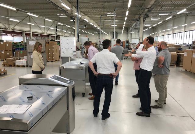 Frima factory tour
