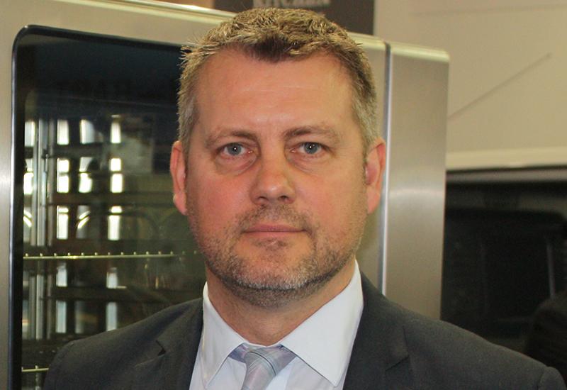 Simon Merrick, Director Hobart Cooking Solutions crop