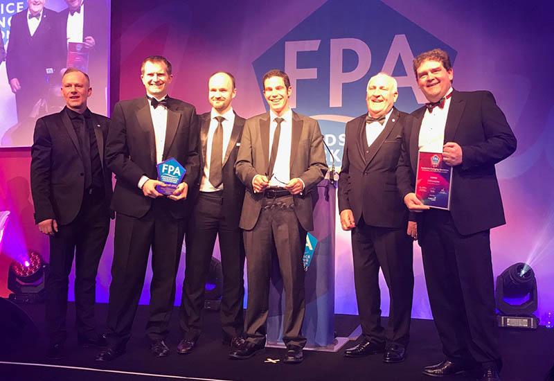 Stephensons FPA win crop