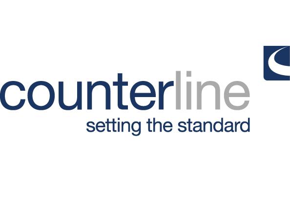 Counterline Logo – setting the standard