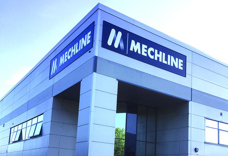 Mechline-Building crop