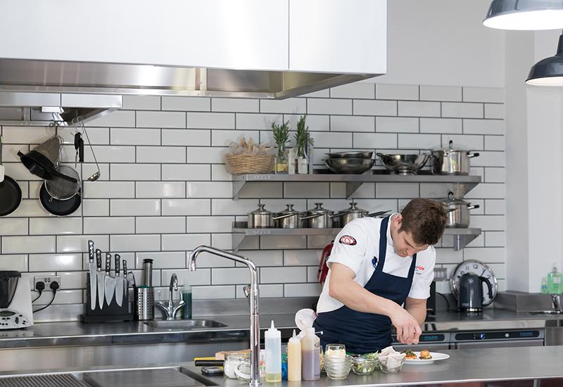 R Noone & Son Development Kitchen