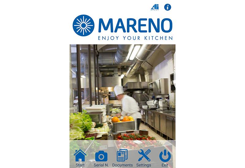 My Mareno app crop