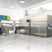 Electrolux Professional's green&clean Rack Type dishwasher crop