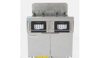 Frymaster touch screen