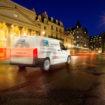 Meiko service van moving forward 1750 crop