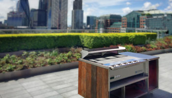 Synergy Grill Outdoor Cook Station crop