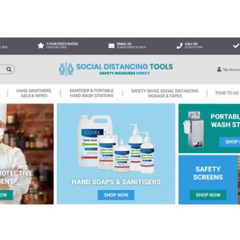 Social Distancing Tools crop