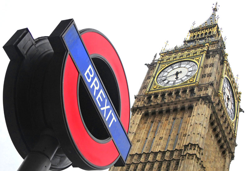 London Big Ben Brexit