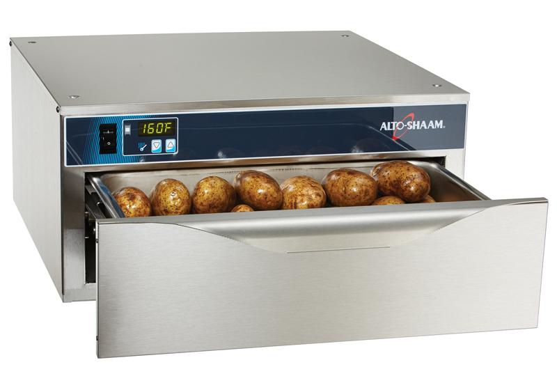 Alto Shaam drawer warmer crop