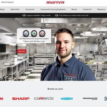 Marren website crop