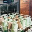 Winterhalters-reusable-plastic-cups-rack crop