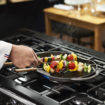 CHASSEUR cast-iron grill crop