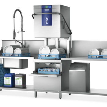 Hobart's Two-Level Washer will be front of mind during Hobart's first webinar on space saving solutions crop