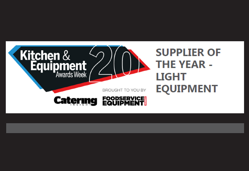Supplier of the Year – Light Equipment