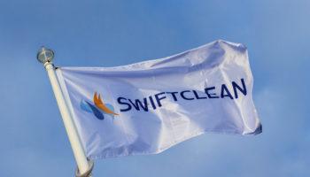Flag Swiftclean crop