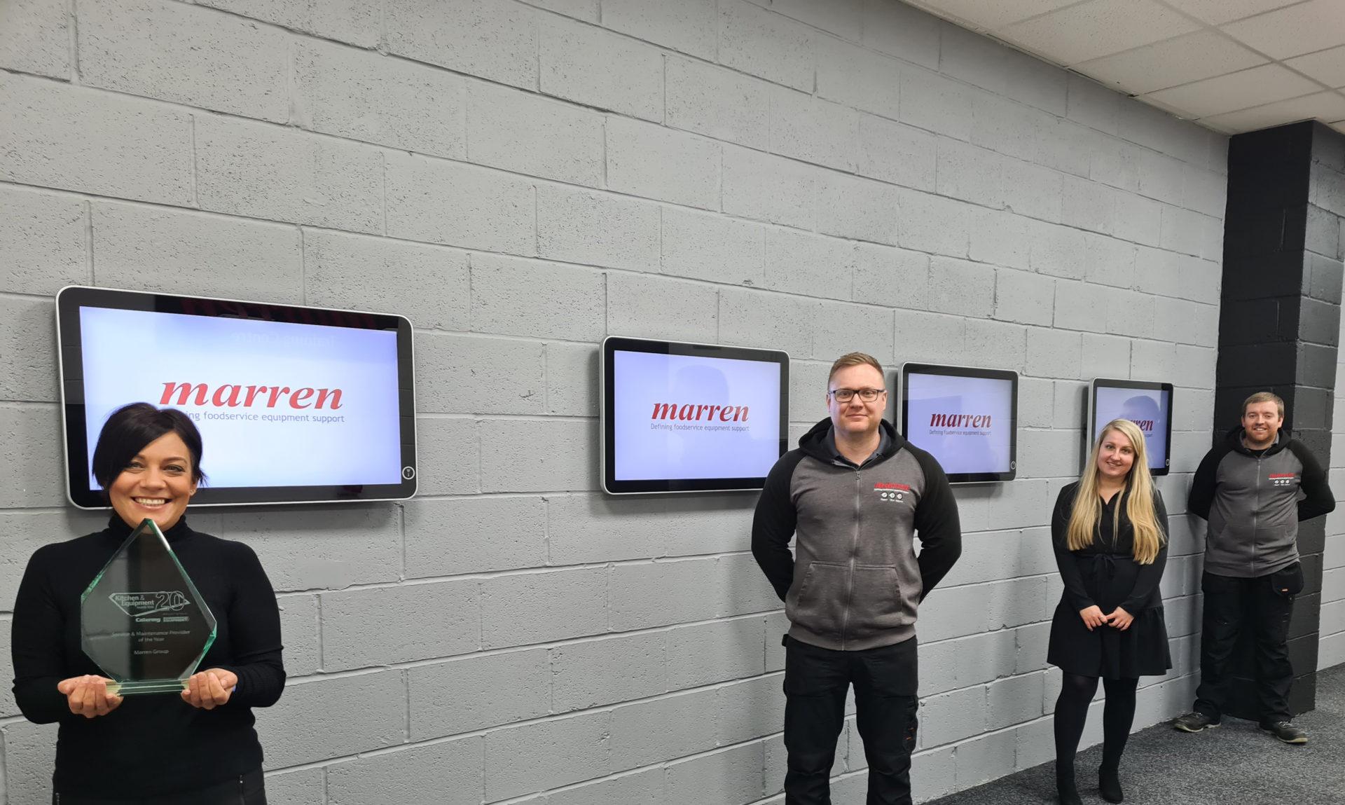 Marren award