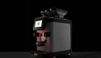 The new La Cimbali S15 fully automatic coffee machine crop