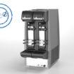Hoshizaki BeerMatic Dual Tap DBF-AS65WE Beer Dispenser crop