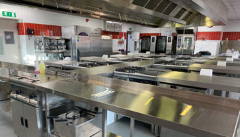 Lincolnshire catering college crop