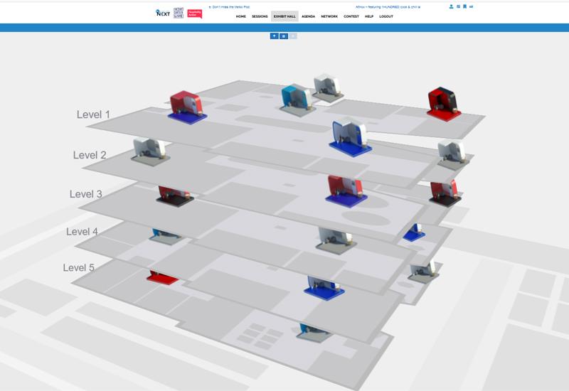 vNext screenshot