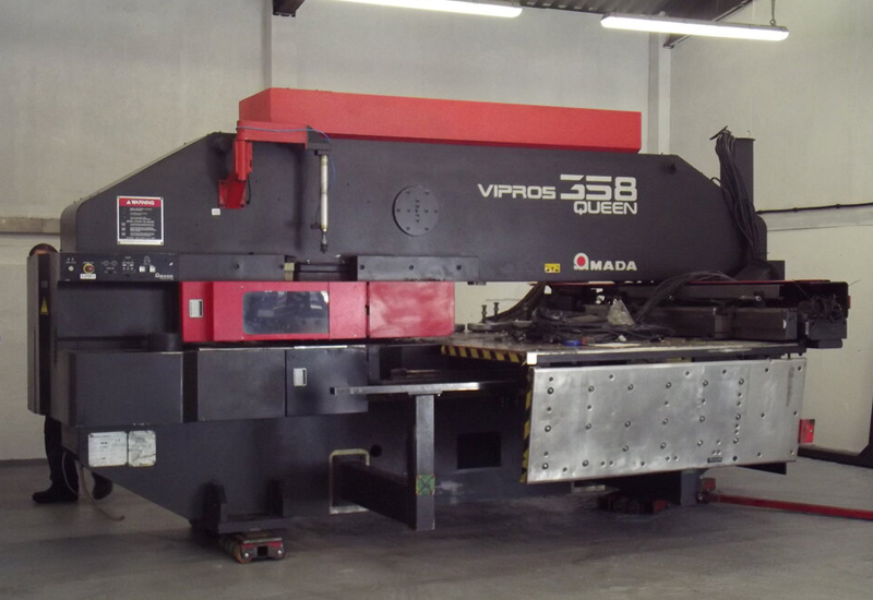 CCE punch press crop