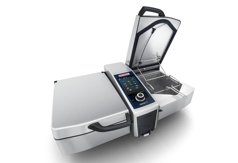 The iVario 2 XS from Rational crop