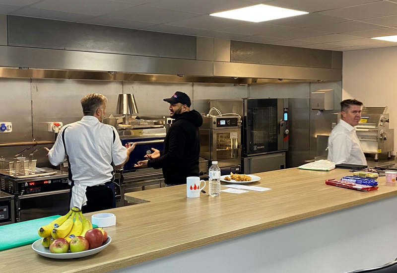 Jestic Development Kitchen – Manchester crop