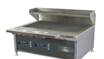 Synergy 900D with Slow Cook Shelf and Garnish Rail crop