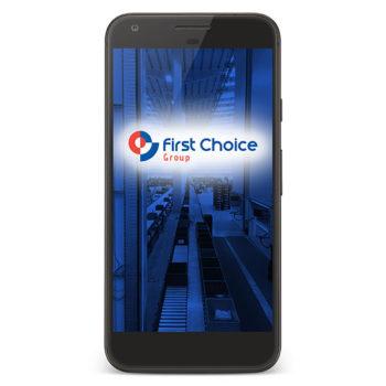 First Choice app crop
