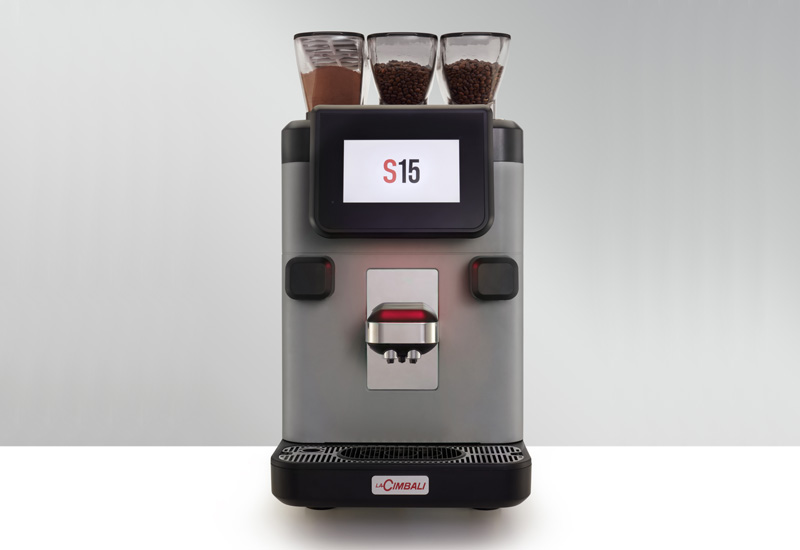 Taylor now supplies the La Cimbali S15 automatic coffee machine crop