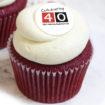 C&C 40th cake crop